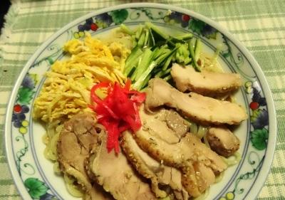 鶏冷麺UP