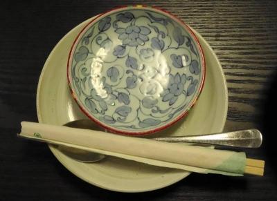 取り皿とタレ用の小皿