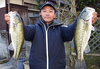3位 山崎大選手