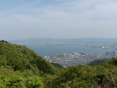 比叡山展望