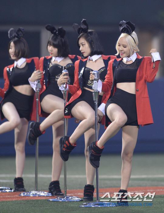 韓国チアリーダー9