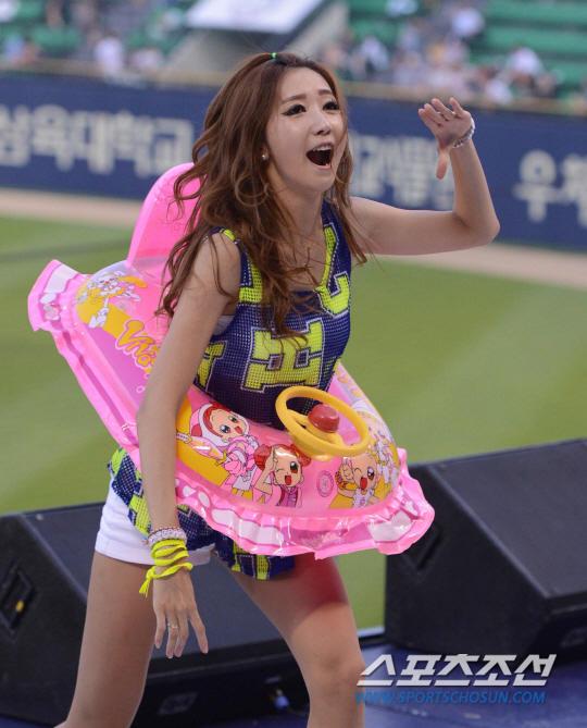 韓国チアリーダー11