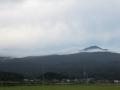 米山と雲2