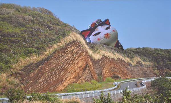 大島在住 峰尾さんの作品です
