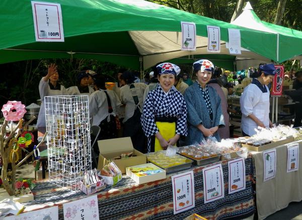 第7回 桜株祭り 14/04/13(日)10:00~16:00  (第5回...の写真です)