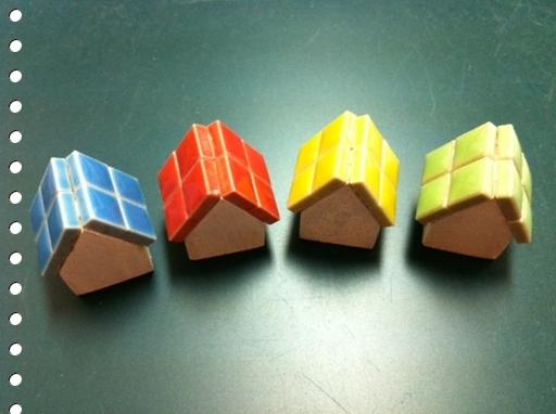 ②家屋根つき