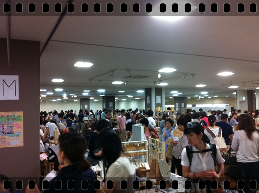 ハンドメイドマーケット③