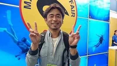 斎藤靖行カメラマン