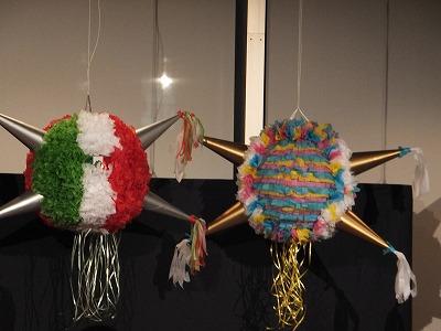 メキシコのオモチャプレゼント
