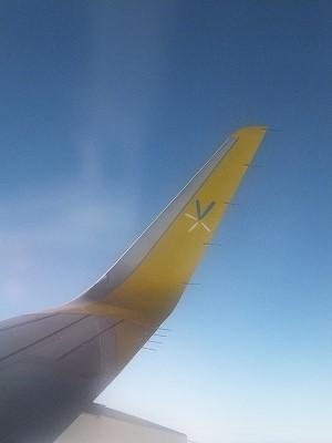 バニラエア 翼