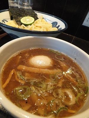 2代目つじ田のつけ麺
