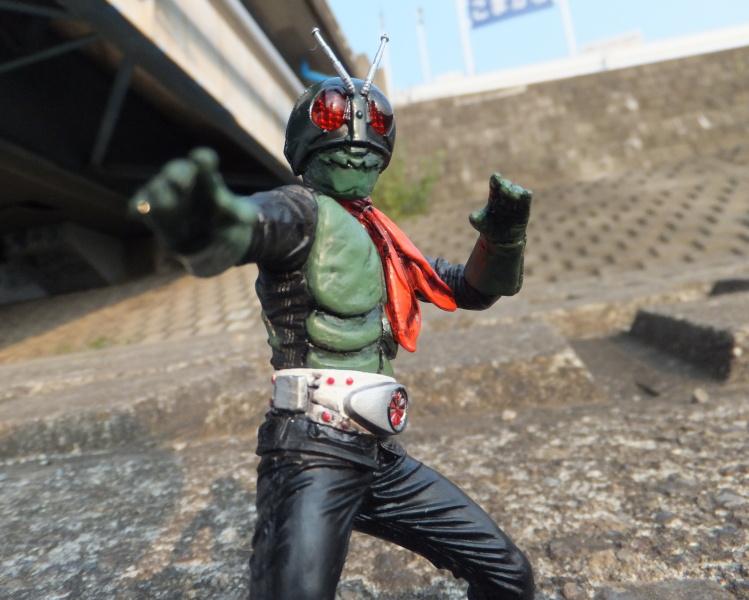 仮面ライダー フィギュア