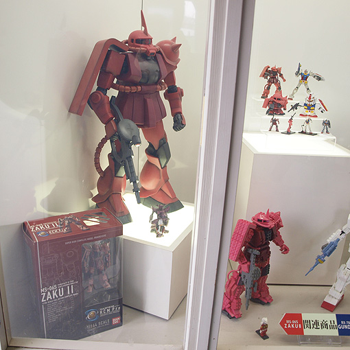 機動戦士ガンダム特別展 035