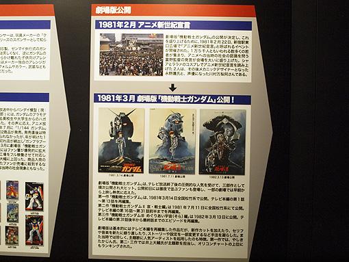 機動戦士ガンダム特別展 101