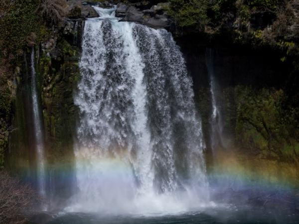 音止の滝 K