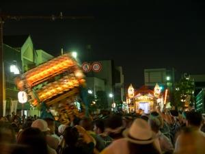 上溝夏祭り L