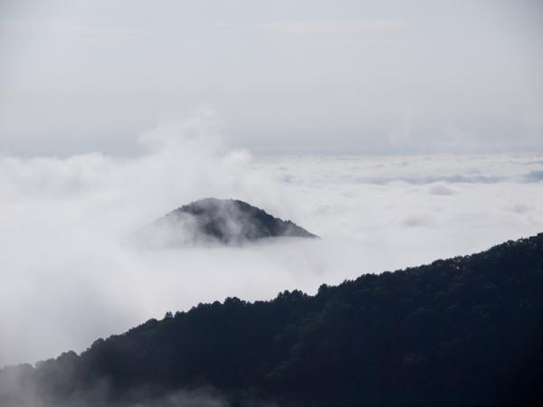 御岳山 雲海 A