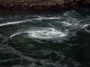 海峡の渦 O