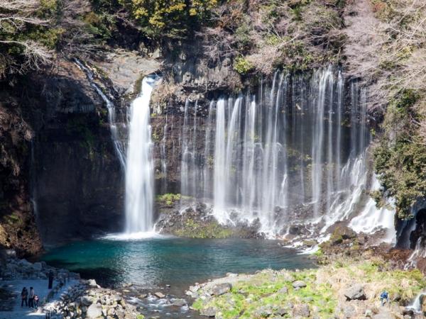 白糸の滝 E
