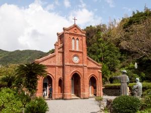 堂崎教会 E