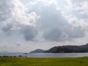 奥浦町堂崎の海岸 C