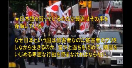 【韓国の反応】日本の嫌韓デモを知った韓国人のコメントをご覧ください [嫌韓ちゃんねる ~日本の未来のために~
