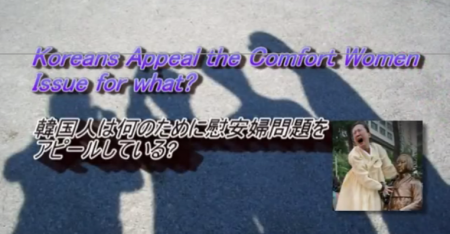 【動画】韓国の慰安婦アピールの本当の理由(日本語字幕付き)拡散しようず [嫌韓ちゃんねる ~日本の未来のために~