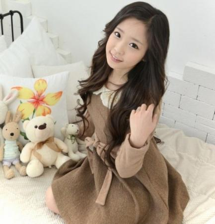 【ハッキリ言ってキムチ悪い】 韓国 27歳の美女が整形手術でまるで10歳の少女のような容貌に(写真)