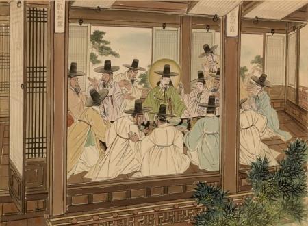 衝撃!キリスト韓国起源説の絵画が国宝だった事実!動画をご覧ください