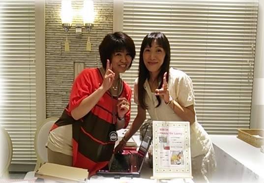 with ながともちゃん