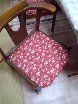 テーブル 椅子のリメイク2