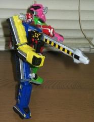 踏切剣(銃モード)
