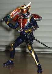 S.H.フィギュアーツ仮面ライダー鎧武オレンジアームズ(大橙丸)