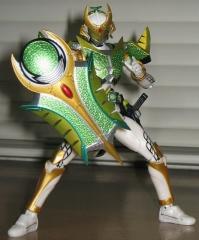 S.H.フィギュアーツ仮面ライダー斬月メロンアームズ(メロンディフェンダー)