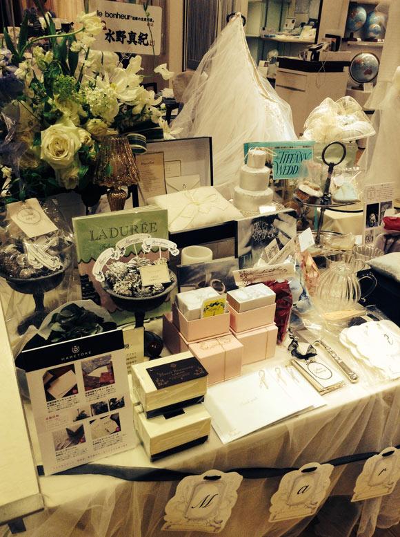 花嫁の支度部屋