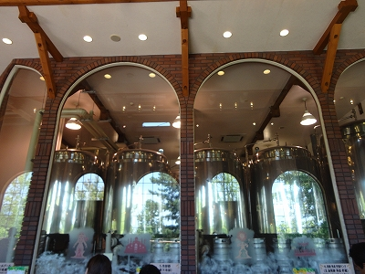 地ビール工房