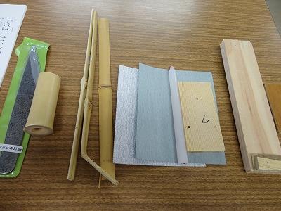 茶杓作りセット