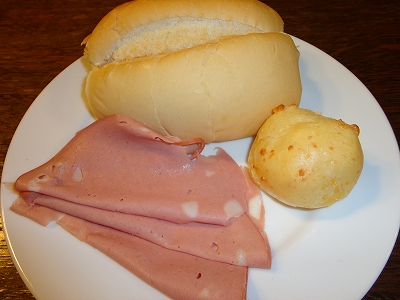 ブラジルのパン