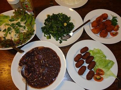 ブラジル料理