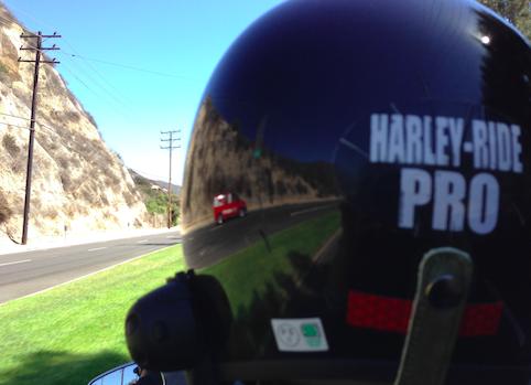 ハーレーライドプロヘルメット