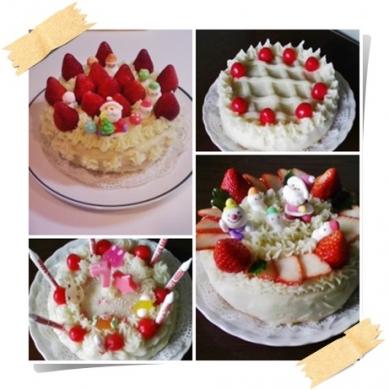 過去ケーキ