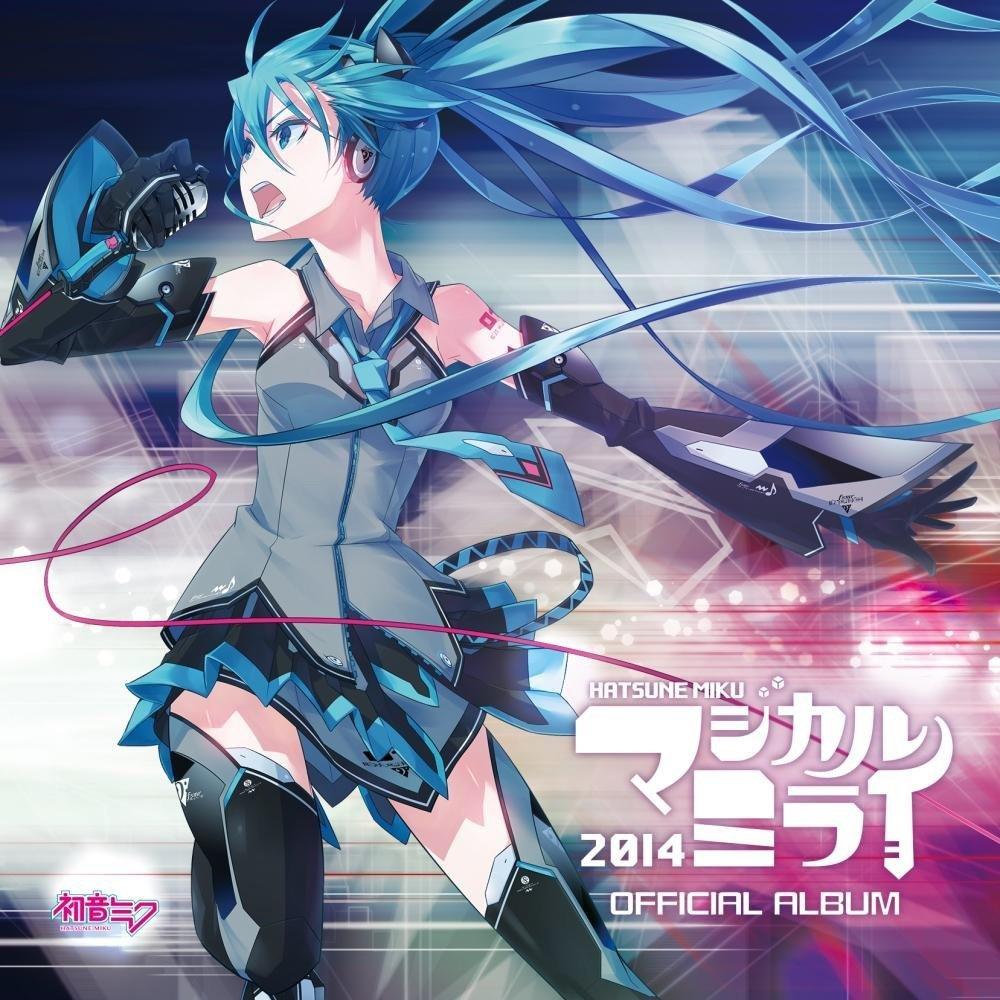 マジカルミライ2014_CD