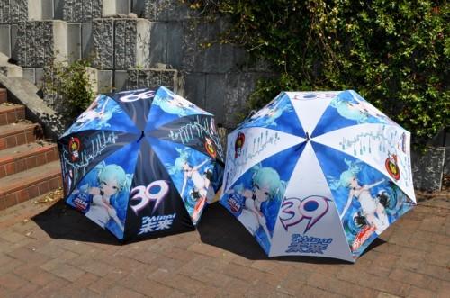 レーシングミク傘