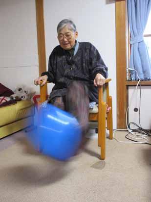 風船蹴り992