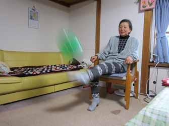 風船蹴り995