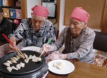 餃子焼き2