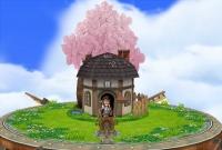 春陽の家・春陽の庭(正面)