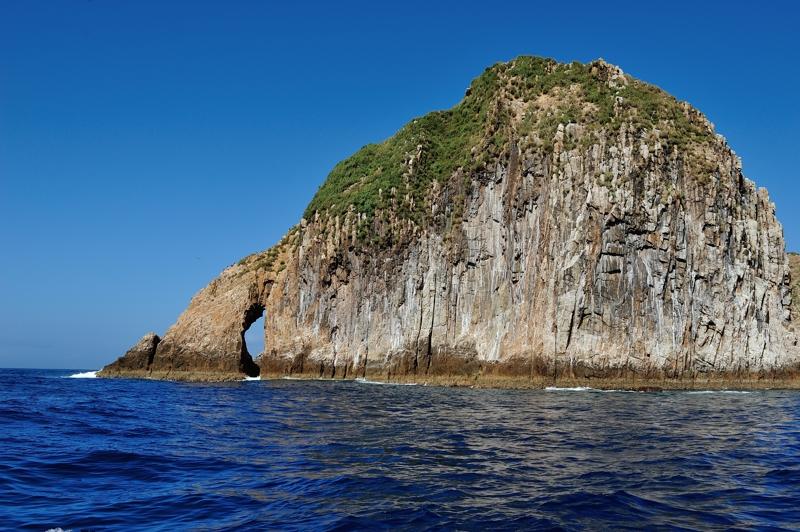 鷹島(東から見た風景・南側)
