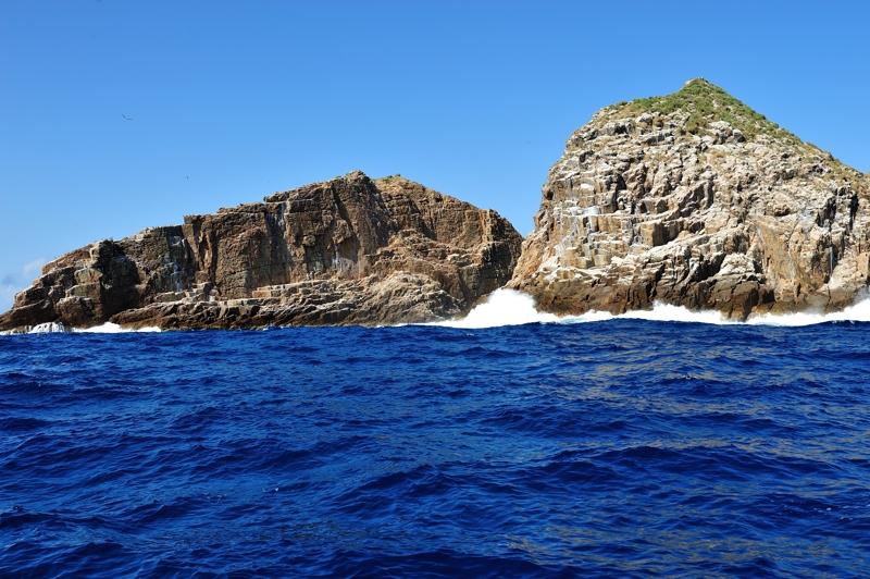 鷹島(西から見た風景)