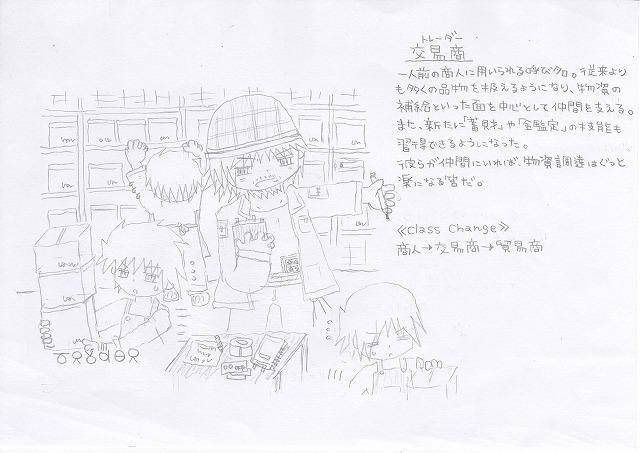 兵種夢想(34b)
